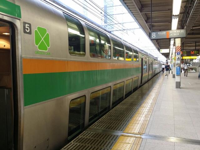 東海道線 at 東京駅