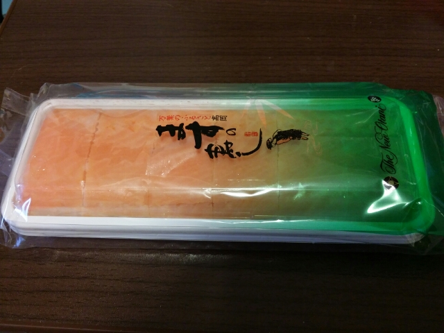 ホテルニューオータニ高岡 ますの寿司