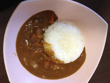 五島軒の函館野菜カレー